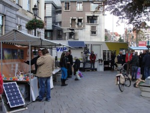 dag van de duurzaamheid Utrecht